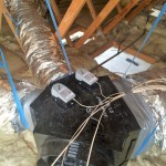 Installation of ExactAir and zoning