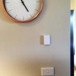 MyAir wall sensor installation