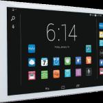 MyAir5 touch panel